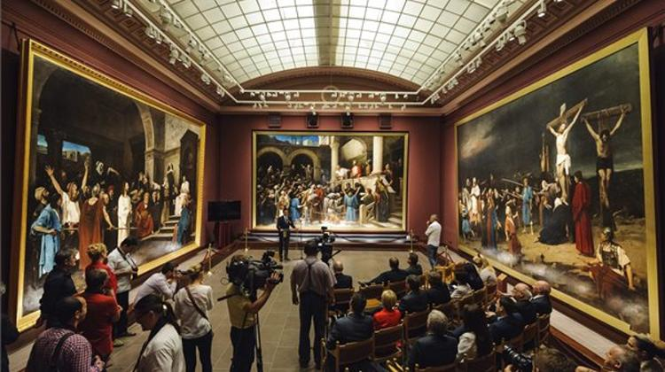 Hermitage To Host Munkácsy Show In 2018