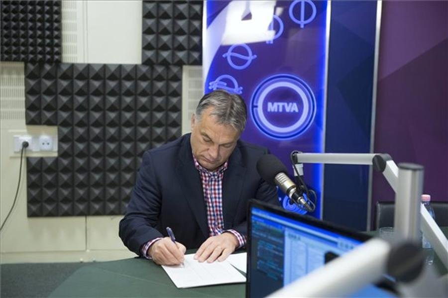 Orbán: Cultures Can Stand Side-By-Side