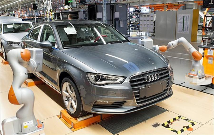 Audi To Make Hungary Electric Motor Centre