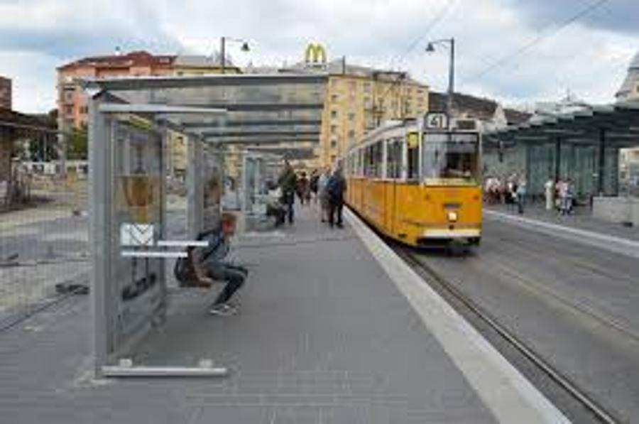 Temporary Service Changes On Tram Lines In Budapest Until End Of August