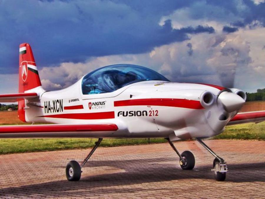 Hungarian Electric Aircraft At The Forefront Of Aviation