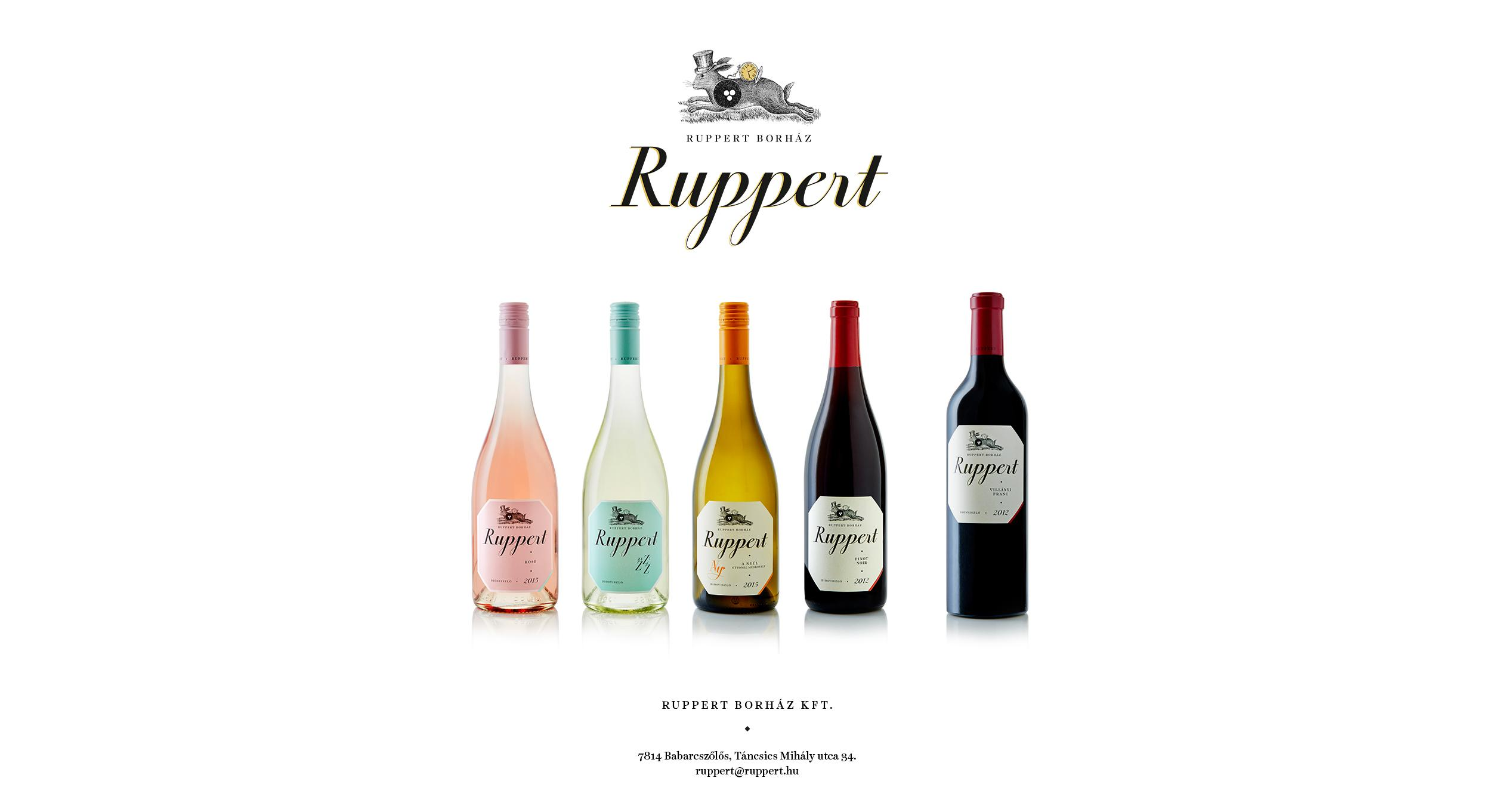 Introducing Hungary's Ruppert Winery