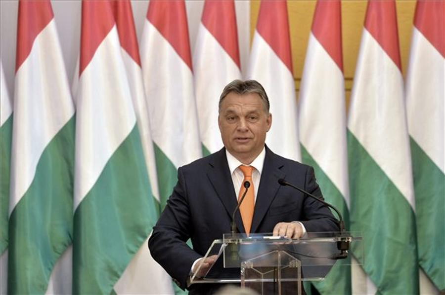 PM Orbán Calls On EU Member States To Reclaim Competences From Brussels In FAZ Article