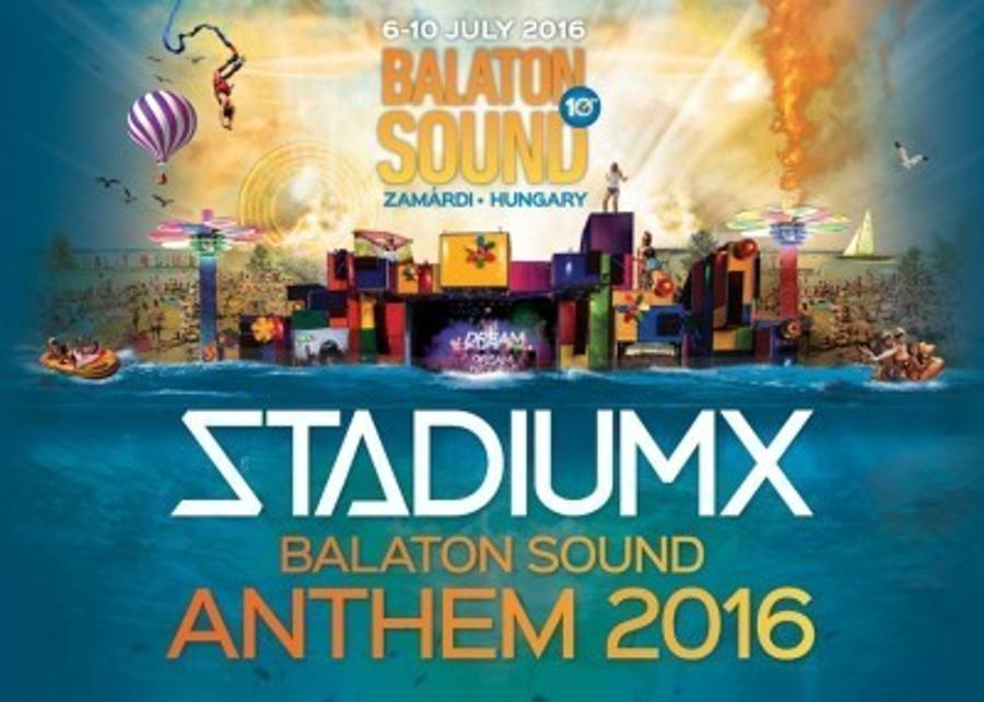The Anthem Of The 10th Balaton Sound Festival 2016: Another Life