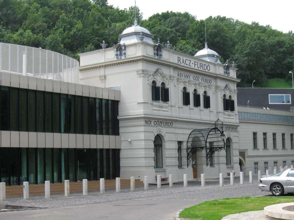 Chinese Investor Could Buy Budapest Rác Baths