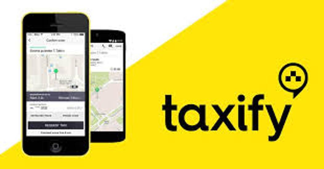 Taxify Mobile Application Registered In Hungary
