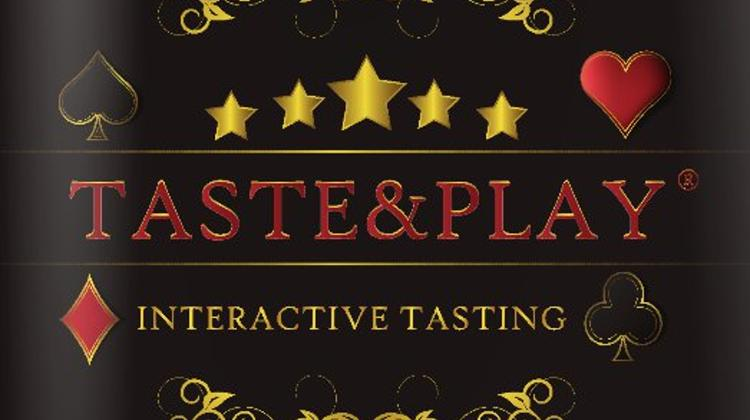 Interactive Tasting Games: Introducing The Taste & Play 'Wine Casino'