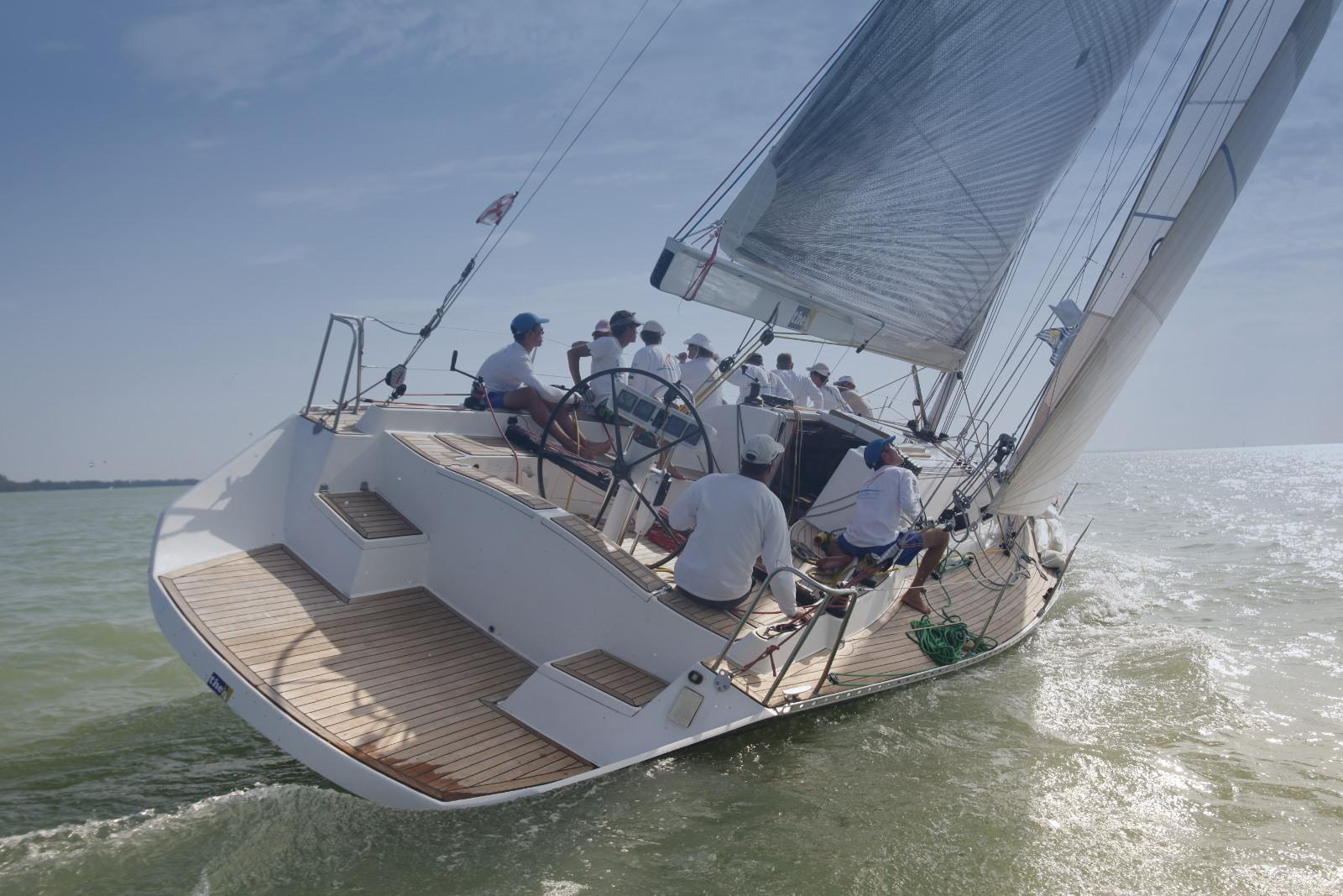Kékszalag – Europe's Biggest Sailing Competition At Lake Balaton