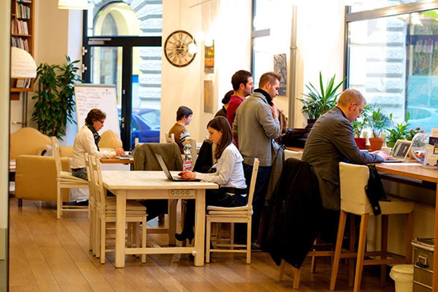 A Hungarian Community Office Among Forbes' Top 10 Co-Working Spaces In The World