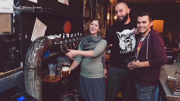 6 Must-Visit Bars in Budapest's Craft Beer District
