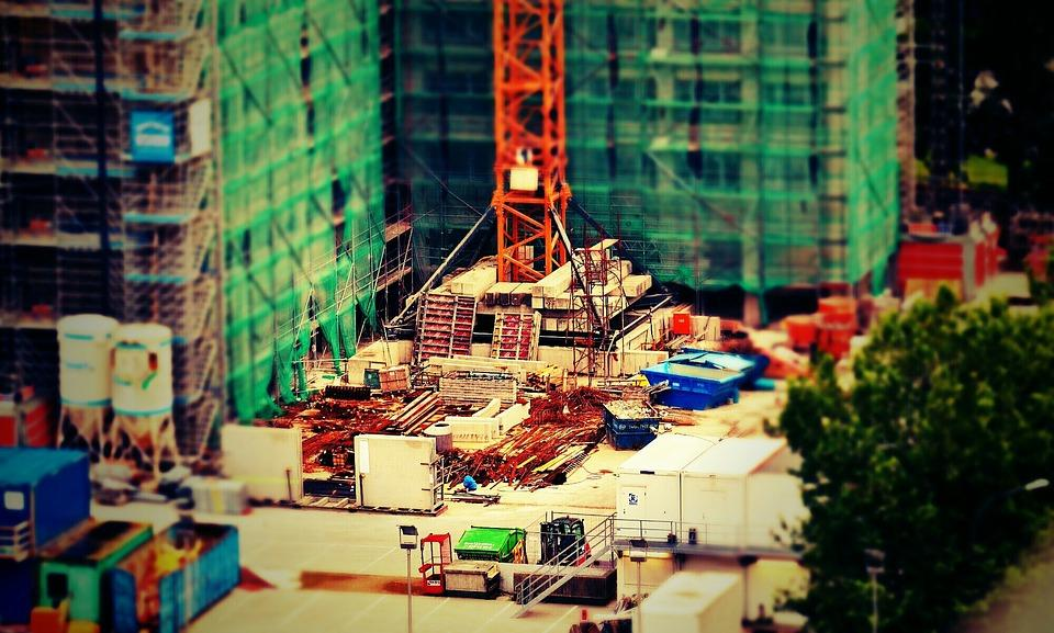 Construction Sector Output Continues To Fall In May