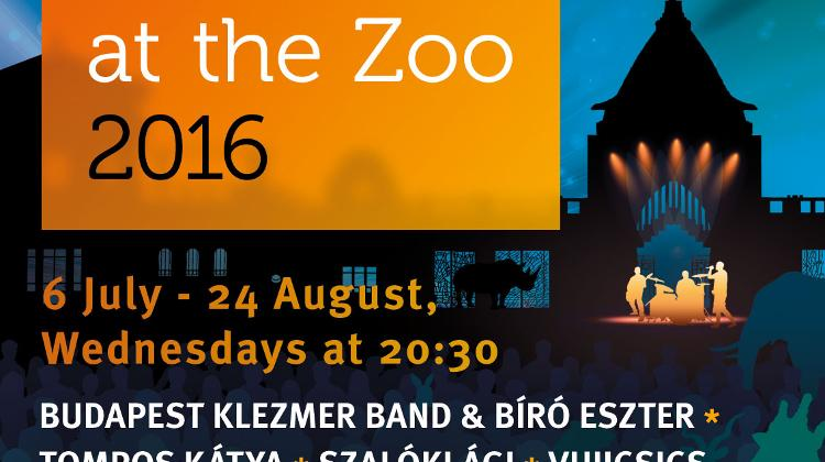 Evening Concerts At Budapest Zoo, Until 24 August