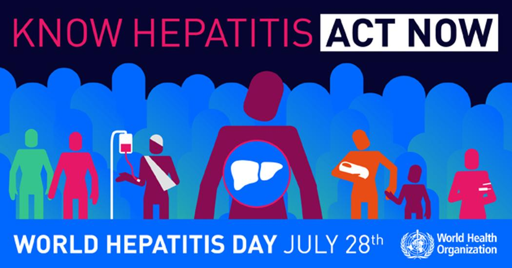 World Hepatitis Day, 28 July 2016