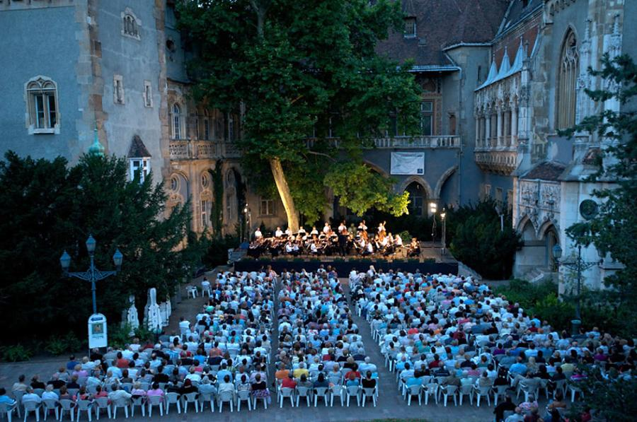 Vajdahunyad Castle Summer Music Festival, On Until 4 August