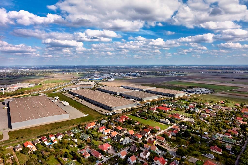 Prologis Secures First Tenant In Budapest-Sziget Park