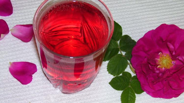 Recipe Of The Week: Rose Syrup