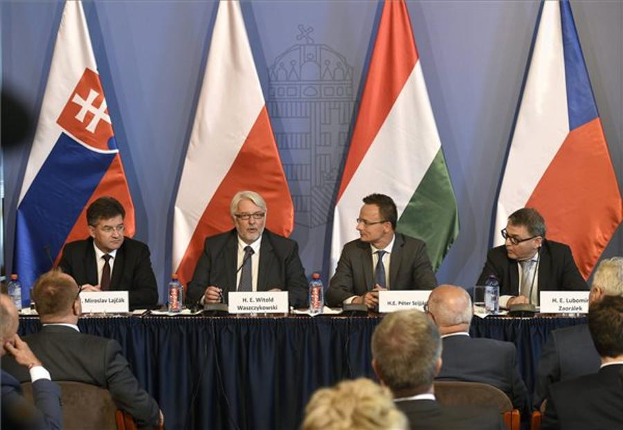 V4 Foreign Ministers Call For European Unity