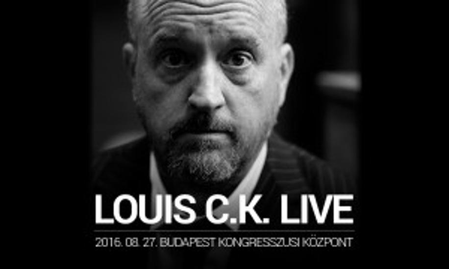 Sold Out: Louis C.K. Live, Budapest Congress Center, 27 August