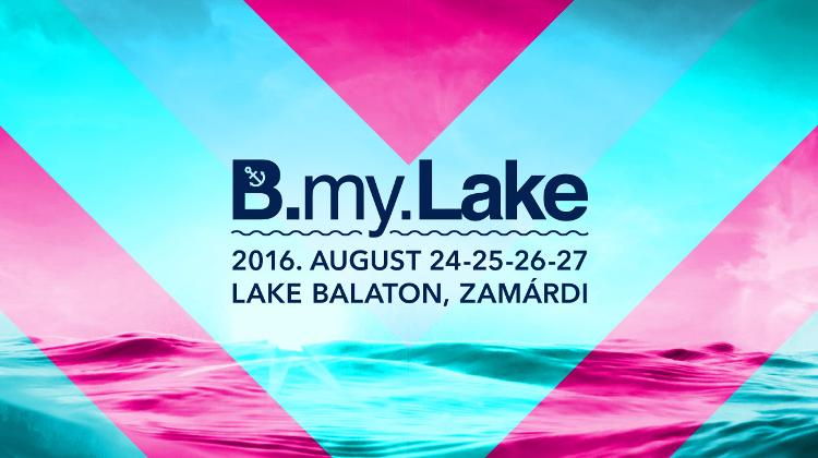 Video: 'B my Lake' Festival, Zamárdi, Now On Until 27 August