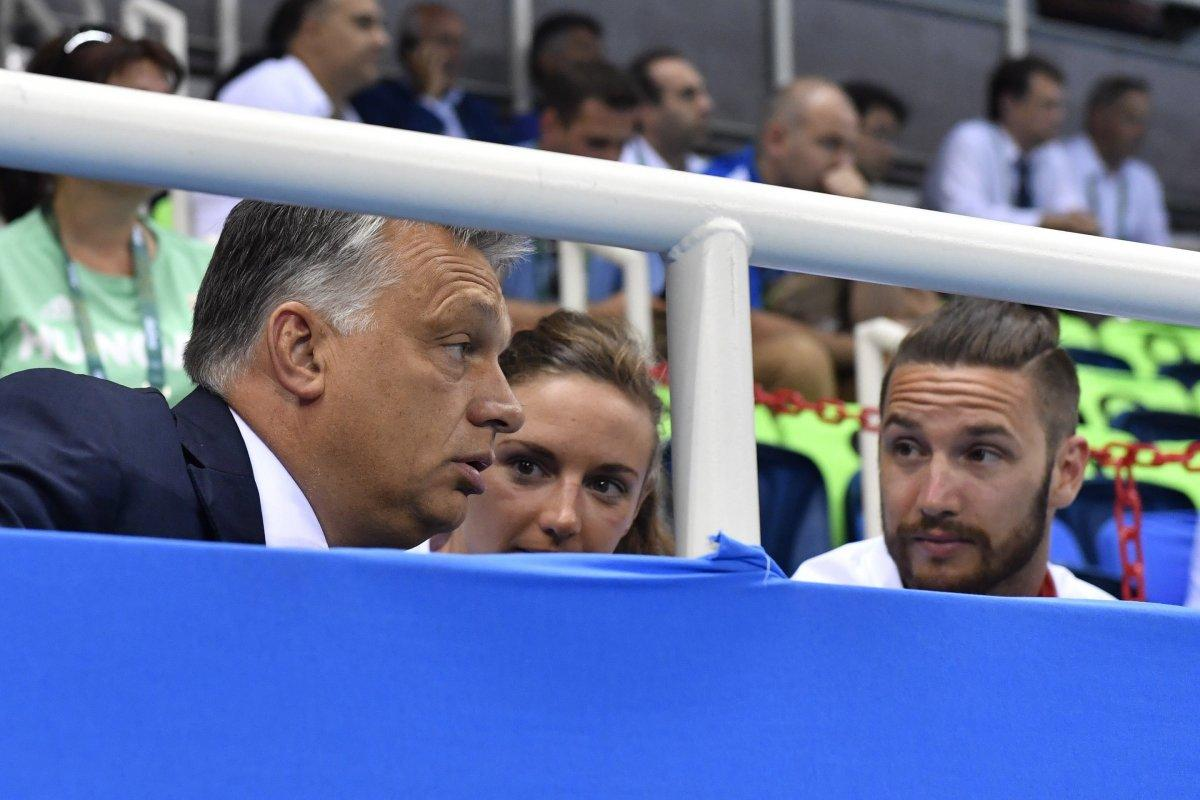 Orbán On Olympics: 'There Is A Problem With Hungarian Men'