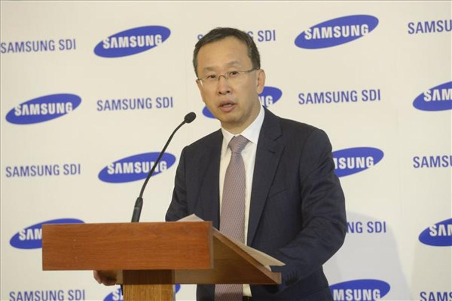 Samsung To Invest HUF 100 Bn In Battery Plant Near Budapest