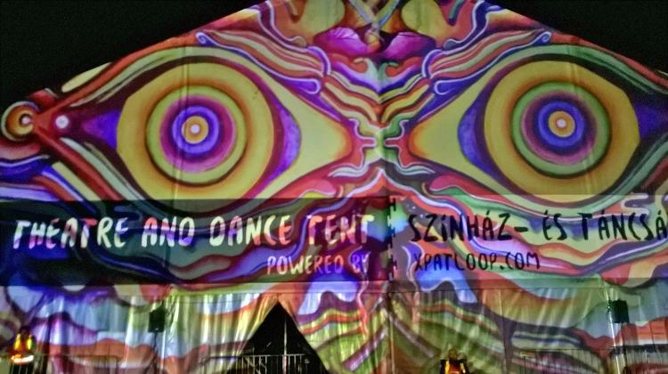 Theatre & Dance At Sziget Festival 2016 Presented By XpatLoop.com