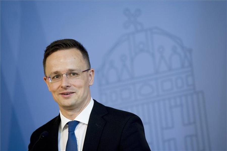 Hungarian Minister of Foreign Affairs Statement By Sweden's Minister Is Unacceptable