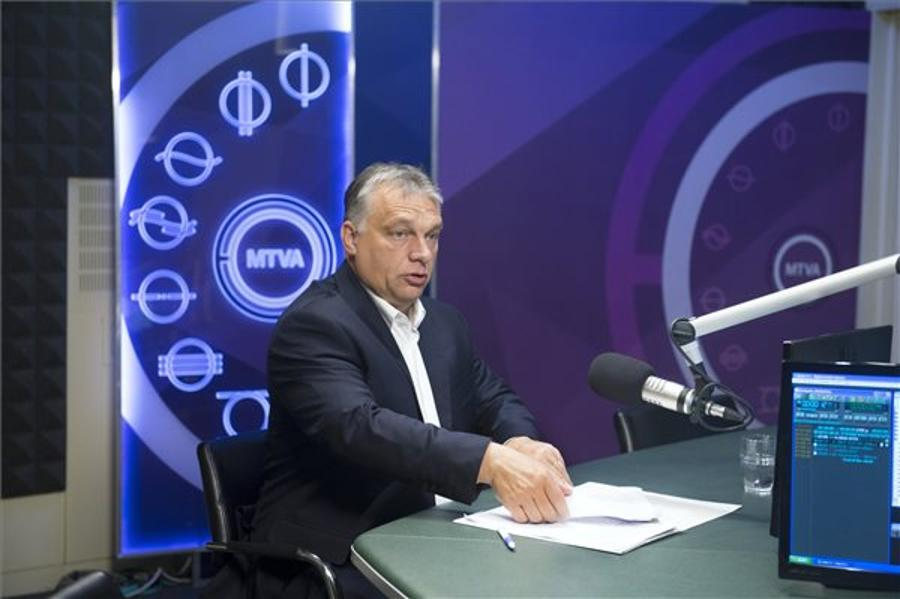 PM Orbán: Demographic Policies Key To Curing Labour Shortages
