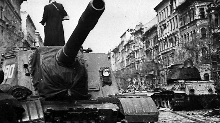 US Centre Won't Host 1956 Conference To Mark Hungarian Revolution