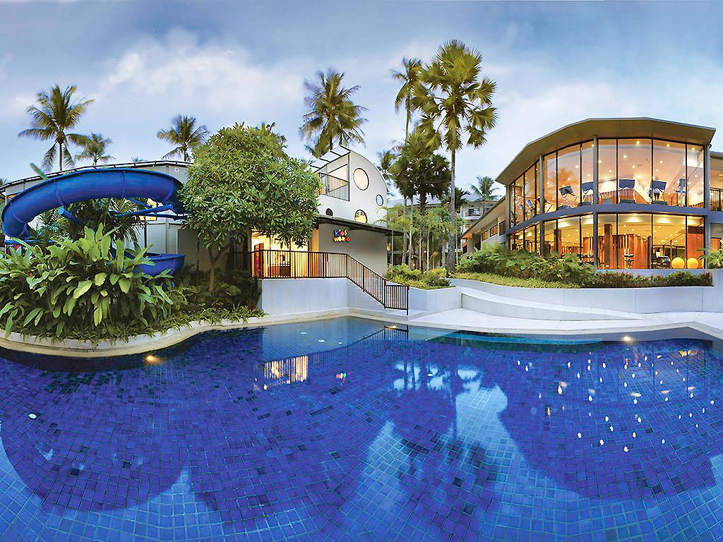 Escape From Budapest To Novotel Phuket Surin Beach Resort