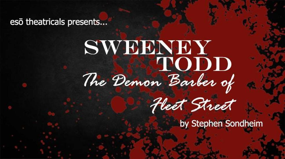 Sweeney Todd, IBS Stage, 16 - 18 September
