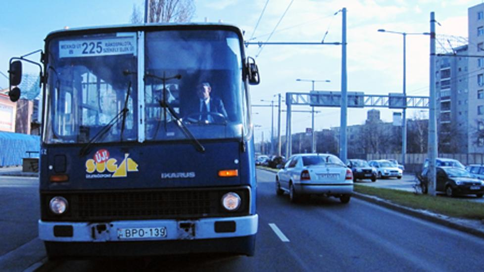 Budapest Short Of Bus Drivers
