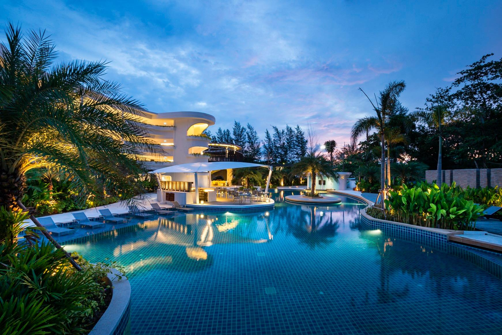 Escape From Budapest To Novotel Phuket Karon Beach Resort & Spa