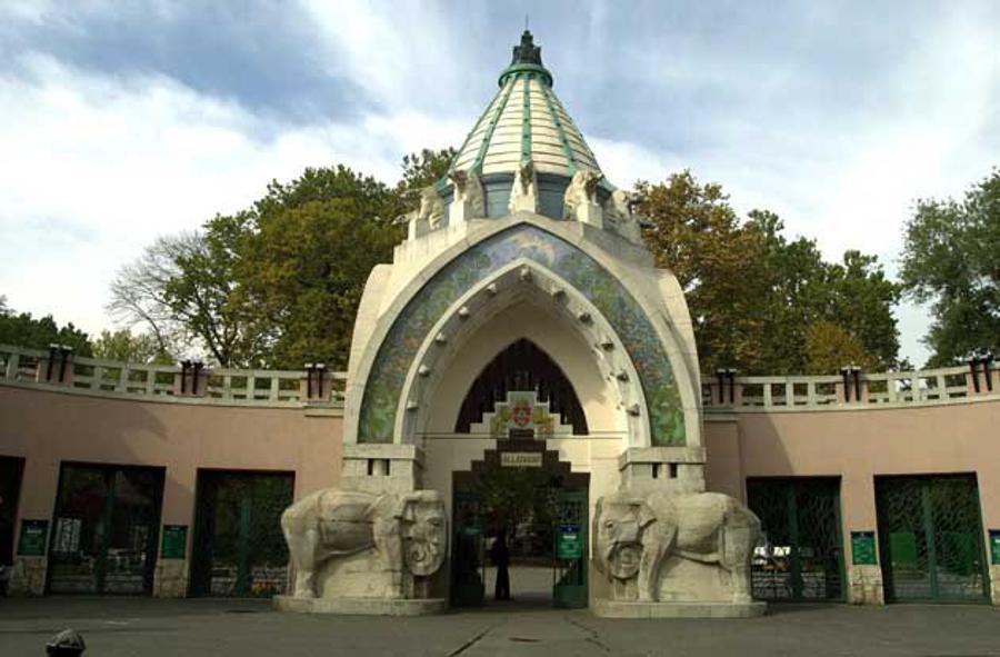 Fungarian: The Budapest Animal Garden