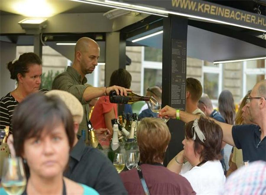 See What Happened @ International Wine Festival In Buda Castle, 8 - 11 September