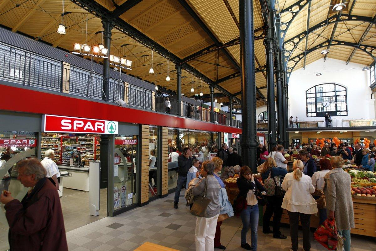 SPAR Invests HUF 1.6 Bln In Renovating Stores