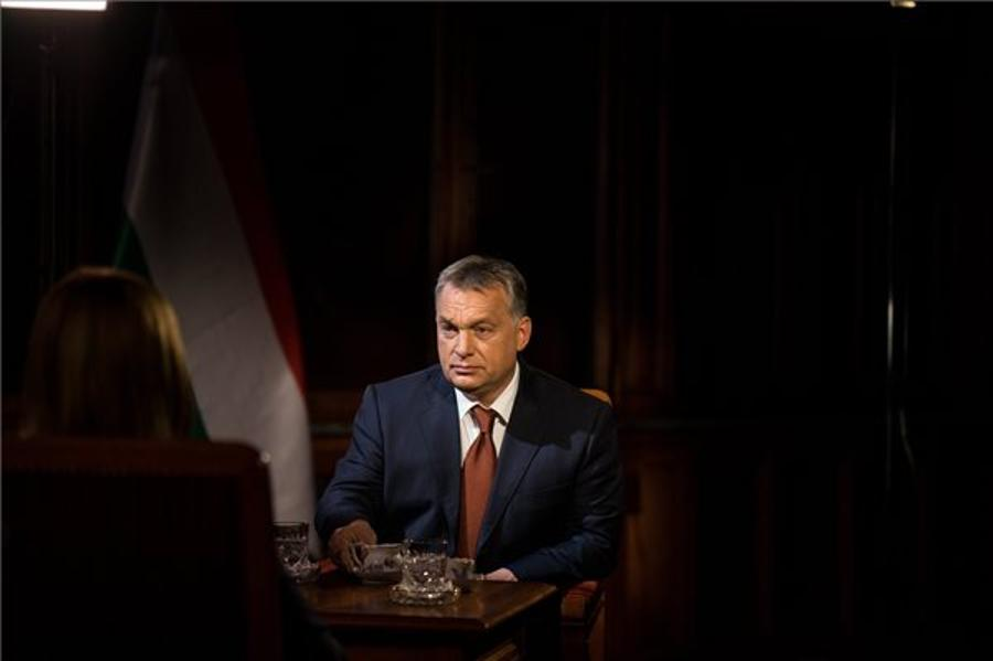 PM Orbán: 'European Line Of Defence' Needed If Greece Can't Protect Borders