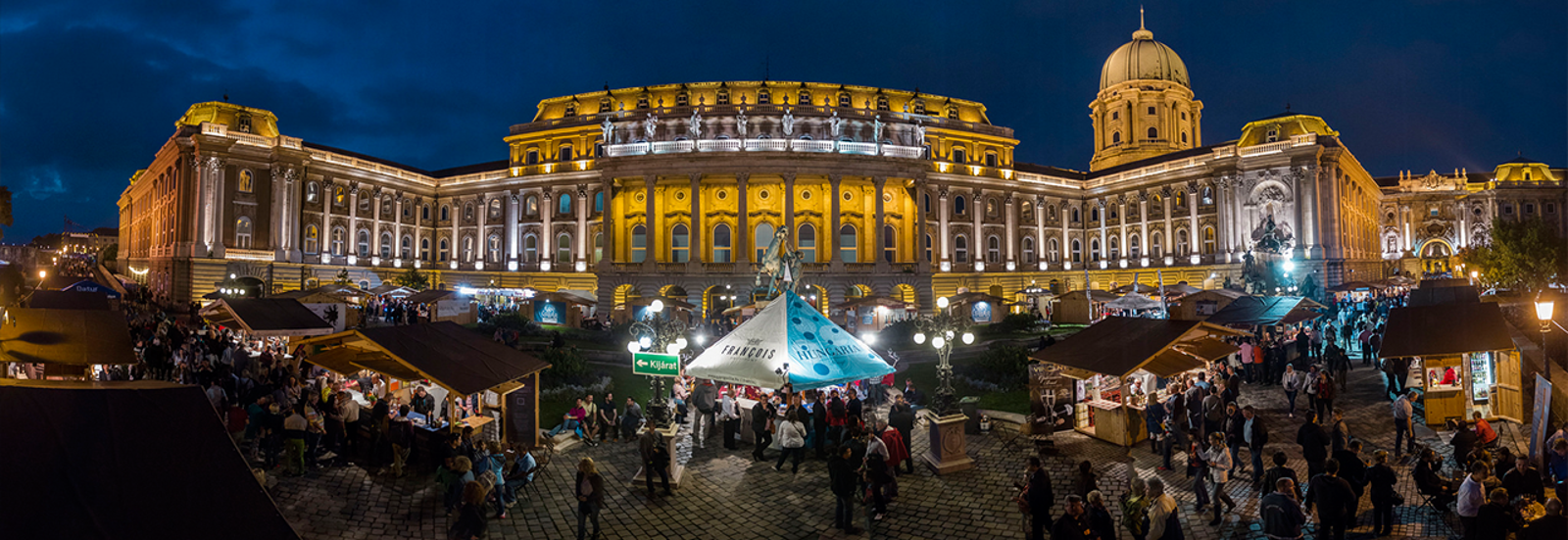International Wine Festival In Buda Castle, 8 - 11 September