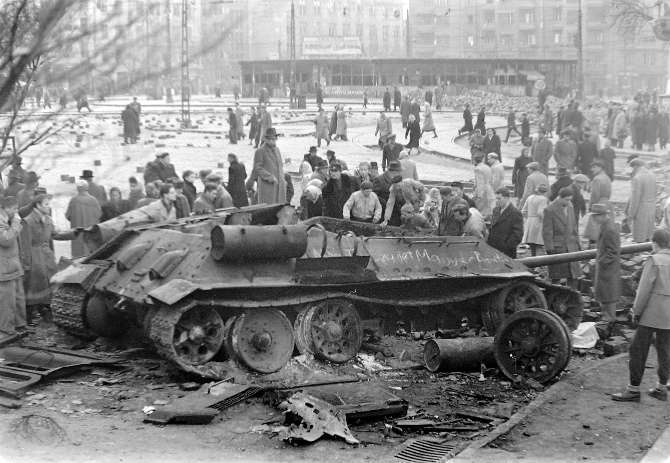 Xpat Insights: 1956 Hungarian Revolution, 'Another Hungarian Tragedy'