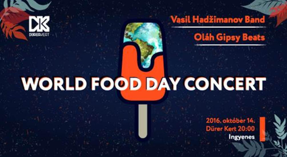 Invitation: Free UN Concert For World Food Day, 14 October
