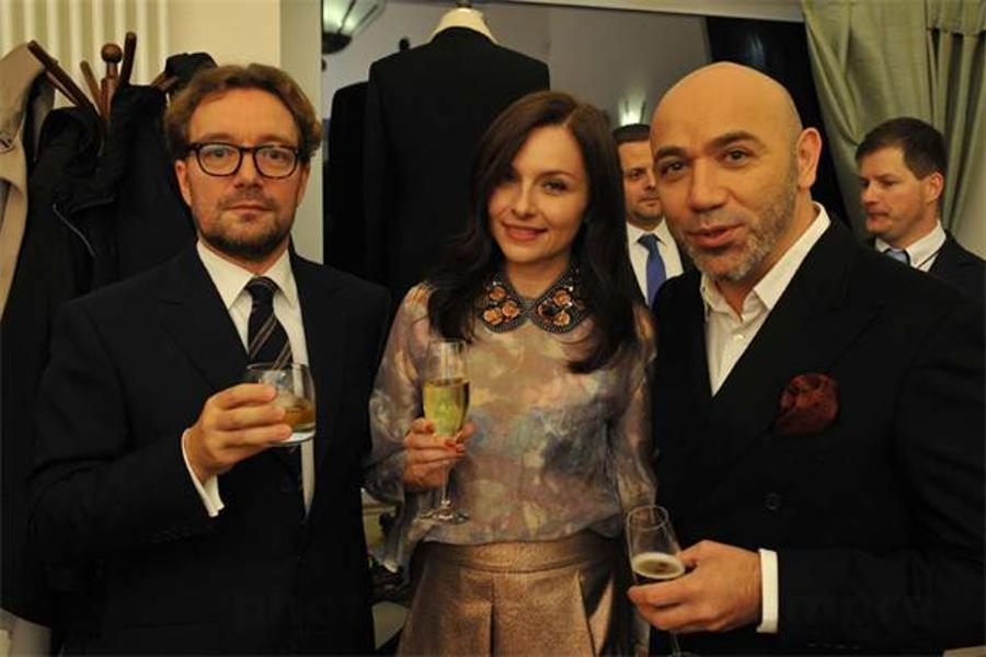 See What Happened @ Simon Skottowe's Stylish Soirée