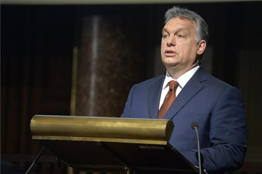 Orbán: Govt Seeks Economic Agreements To Boost Competitiveness