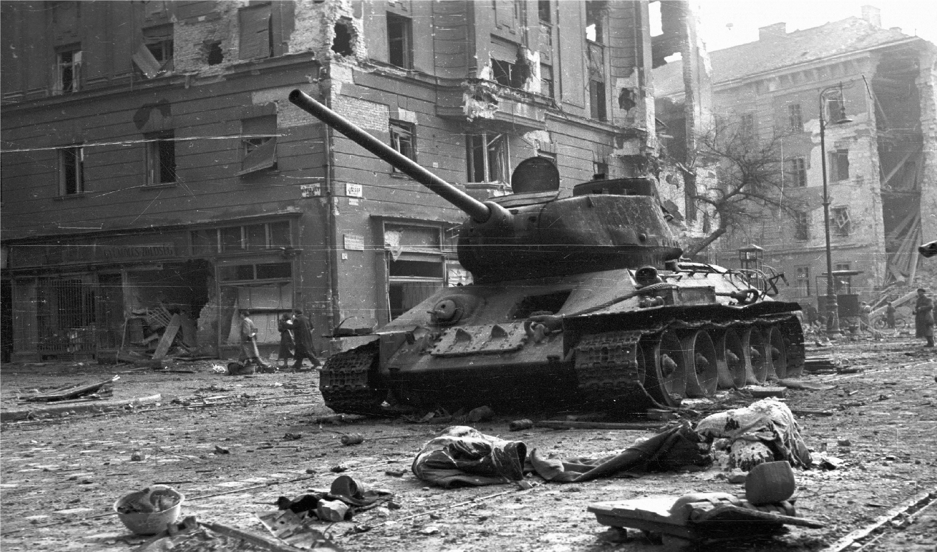 Xpat Insights: 1956 Hungarian Revolution, 'The Battle Of Budapest'