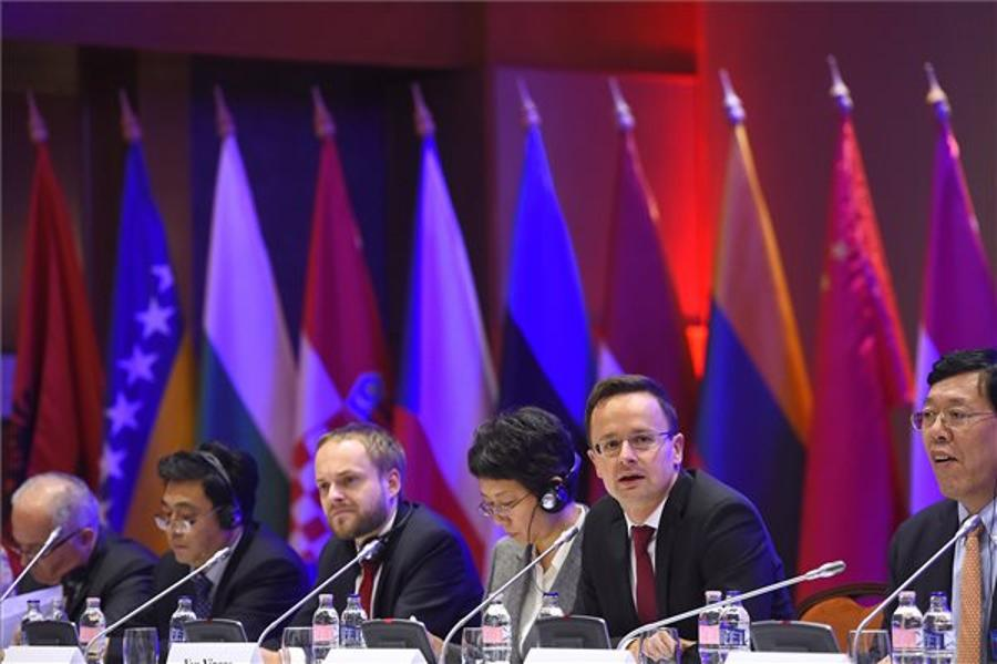 Szijjártó: Central Europe's Chinese Ties Serve Wider European Interests