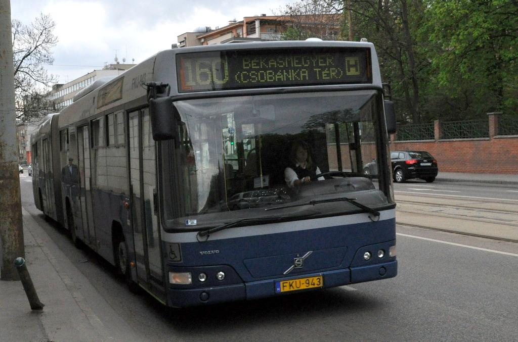Budapest To Use Existing Buses For Metro Replacement Service