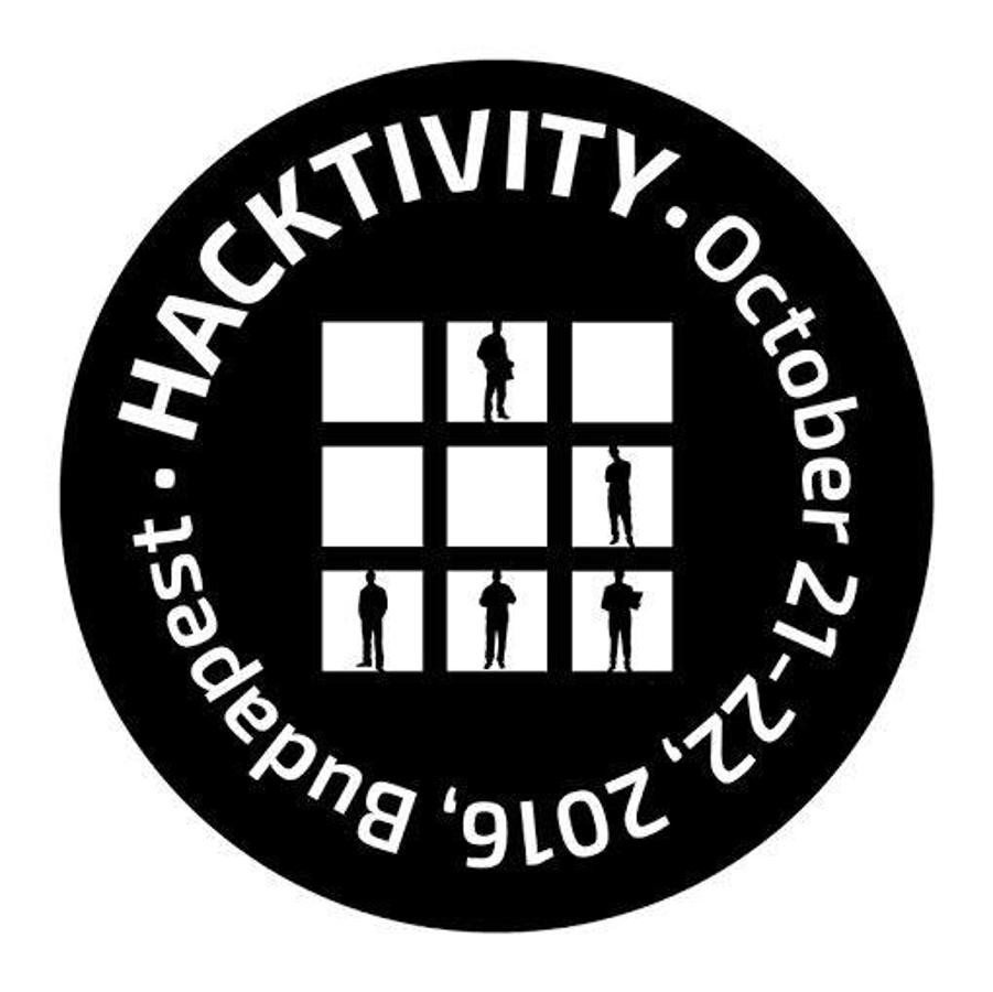 Hacktivity, MOM Cultural Centre Budapest, 21 - 22 October
