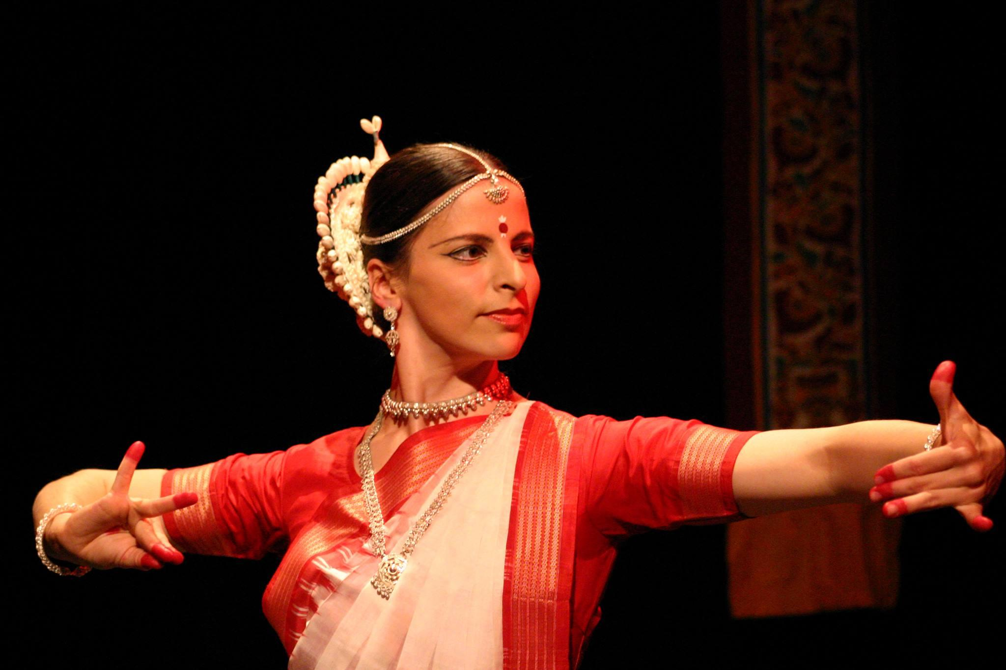 Odissi Dance Performance, Indian Cultural Centre Budapest, 25 October