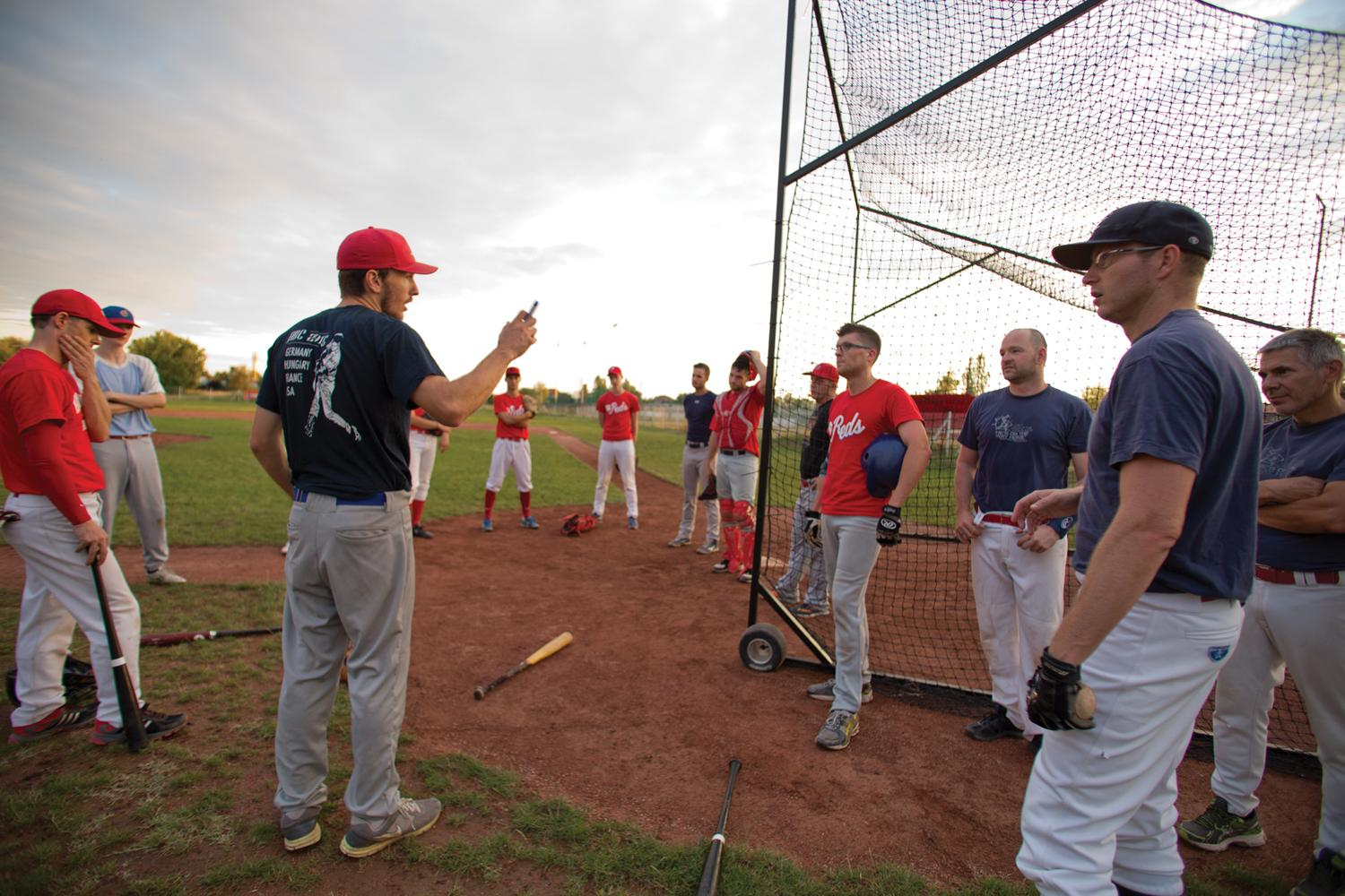 Canadian Baseball Devotee Brings Love Of Game To Hungary