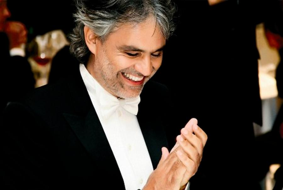 Sold Out  - Free Andea Bocelli Concert, Budapest, 5 November