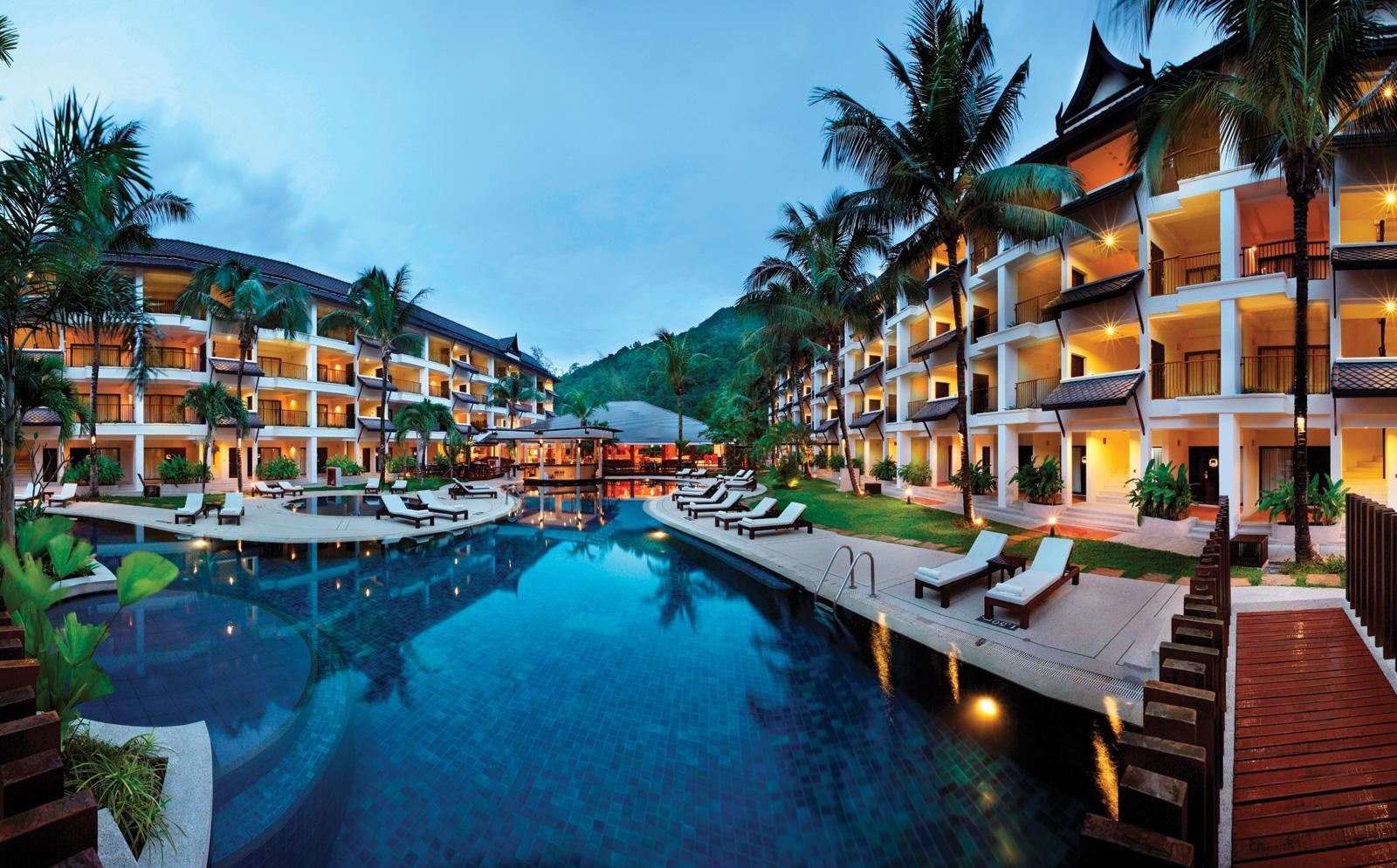 Escape From Budapest To Swissotel Resort Phuket Kamala Beach